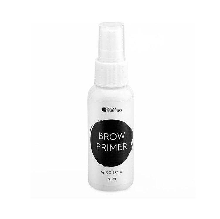 Обезжириватель для бровей Brow Primer, 50 мл