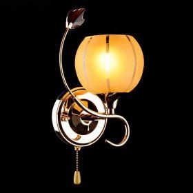 Бра ES 3457/1 золото/желтый