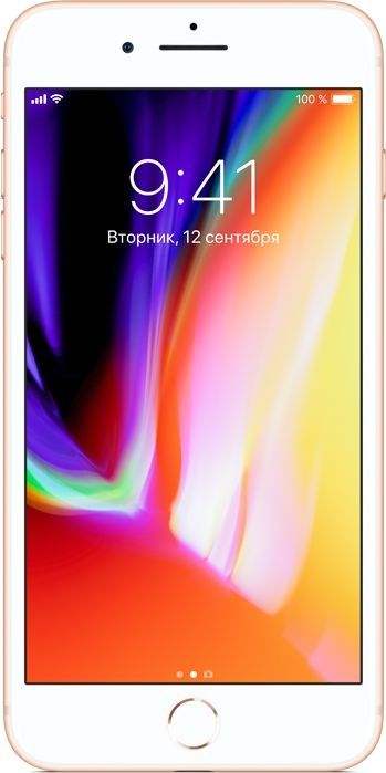 Apple iPhone 8 Plus 64GB Gold  A1897