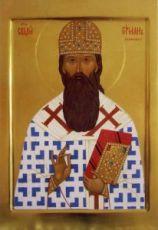 Герман Вязниковский  (рукописная икона)
