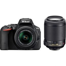 Nikon D5500 18-55 VR II + 55-200 VR