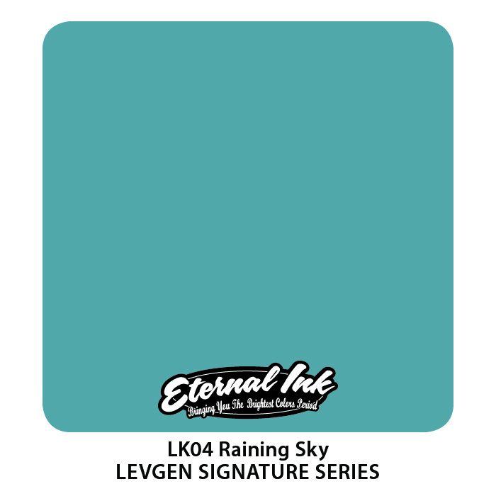 """Eternal """"Levgen"""" Raining Sky"""