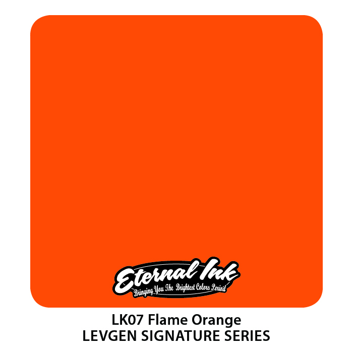 "Eternal ""Levgen"" Flame Orange"
