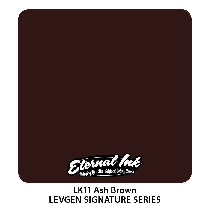 "Eternal ""Levgen"" Ash Brown"