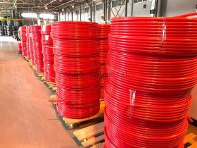 Труба 16мм для теплого пола PERTIX t-flex mono из PE-RT тип II 16х2 в бухтах по 600 м