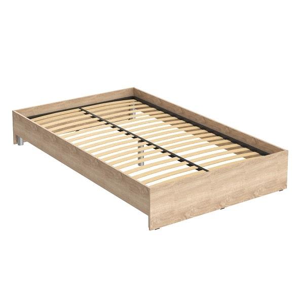 Кровать без изголовья «KBW 2012»