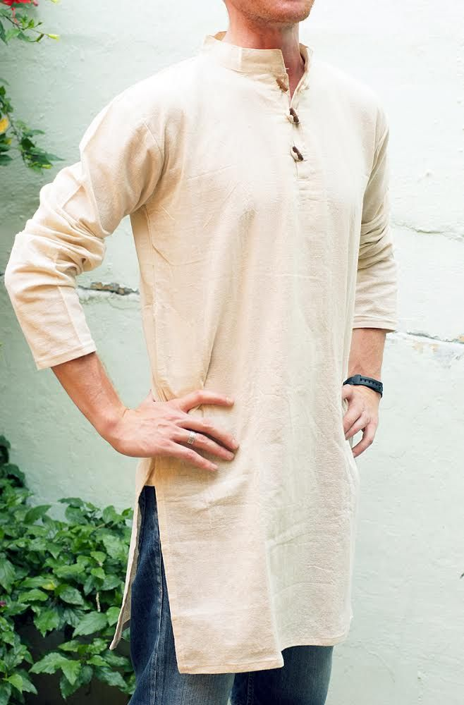 Длинные рубашки - курты, органический хлопок (СПб)