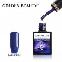 Golden Beauty BlueLover 01 гель-лак, 14 мл