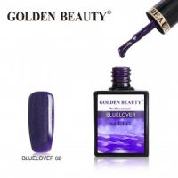 Golden Beauty BlueLover 02 гель-лак, 14 мл