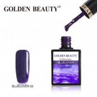 Golden Beauty BlueLover 02 гель-лак, 14 мл