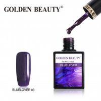 Golden Beauty BlueLover 03 гель-лак, 14 мл