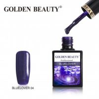 Golden Beauty BlueLover 04 гель-лак, 14 мл