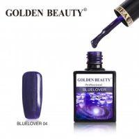 Golden Beauty BlueLover 04 гель-лак, 14 мл