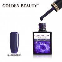 Golden Beauty BlueLover 05 гель-лак, 14 мл