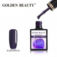 Golden Beauty BlueLover 06 гель-лак, 14 мл