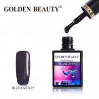 Golden Beauty BlueLover 07 гель-лак, 14 мл