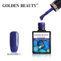 Golden Beauty BlueLover 11 гель-лак, 14 мл