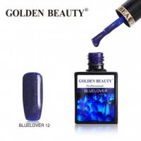 Golden Beauty BlueLover 12 гель-лак, 14 мл