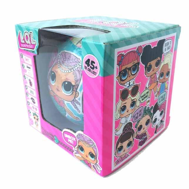 Кукла LOL - в шаре