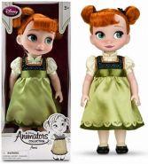 """Кукла малышка Анна animators collection """"Холодное сердце"""" Дисней"""