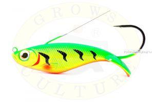 Блесна незацепляйка Grows Culture Weedless Shad HW1242  16гр/ 90 мм цвет:   FT