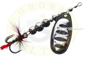 Блесна Grows Culture Ball Bearing Spinner 3.0 #   / цвет:  №2 / 6,5 гр / 3,2 см