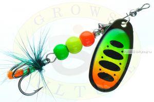 Блесна Grows Culture Ball Bearing Spinner 3.0 #   / цвет:  №3 / 6,5 гр / 3,2 см