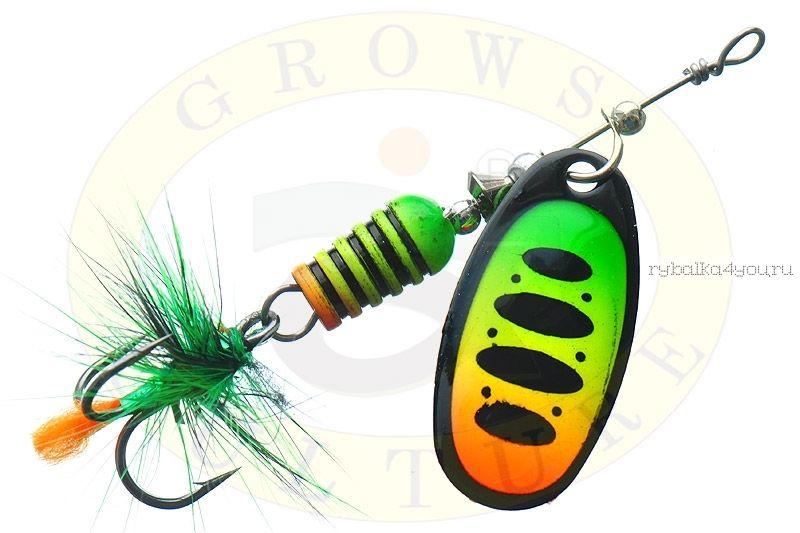 Блесна Grows Culture Synchrony  2.5#   / цвет:  №3 / 6 гр / 3,3 см