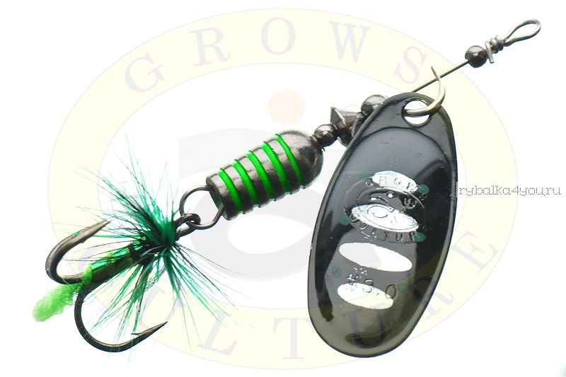 Купить Блесна Grows Culture Synchrony 3.5# / цвет: №7 9 гр 4 см