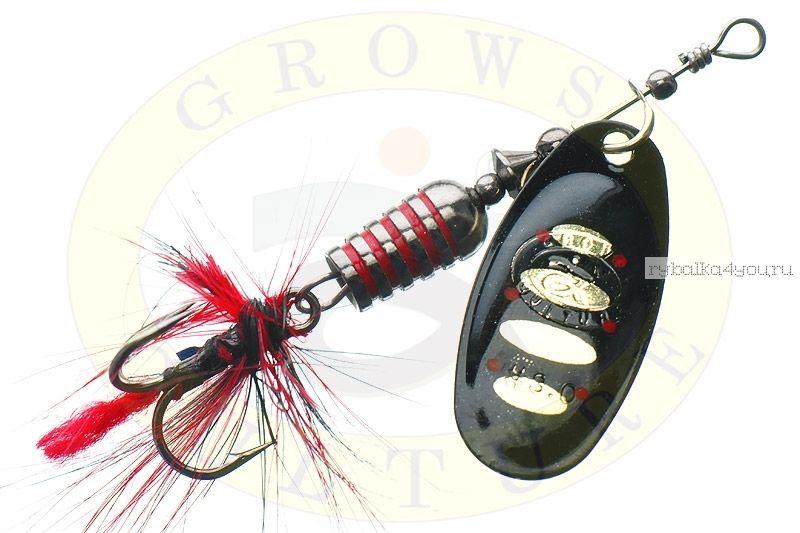 Купить Блесна Grows Culture Synchrony 3.5# / цвет: №8 9 гр 4 см