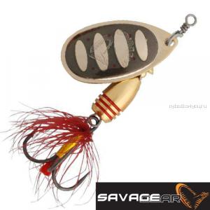 Блесна вращающаяся SavageGear Rotex 2 / 5,5гр / цвет:  03 (42120)