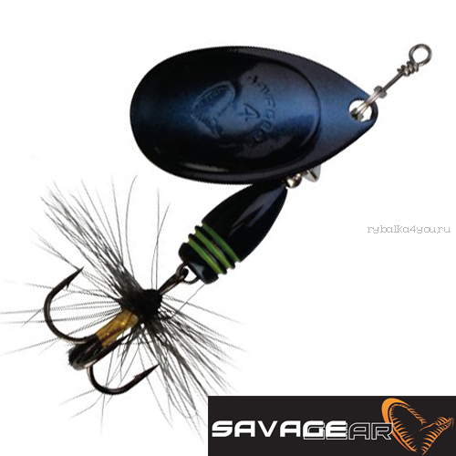 Купить Блесна вращающаяся SavageGear Rotex 3 / 8гр цвет: 06 (44867)