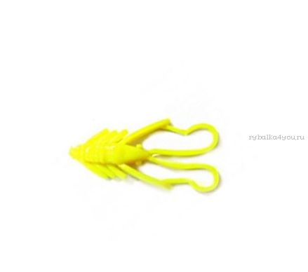 Купить Мягкая приманка / 4 см упаковка 12 шт цвет: шартрез /аттракант : креветка