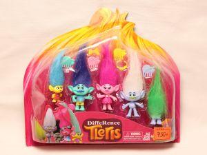Набор игрушек 5 шт с аксессуарами