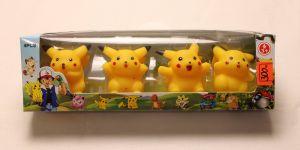 Игрушки резиновые 4 шт