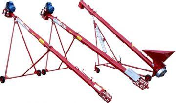 Шнековые транспортеры с электроприводом: Т 206/2, Т 206/3, Т 206/4