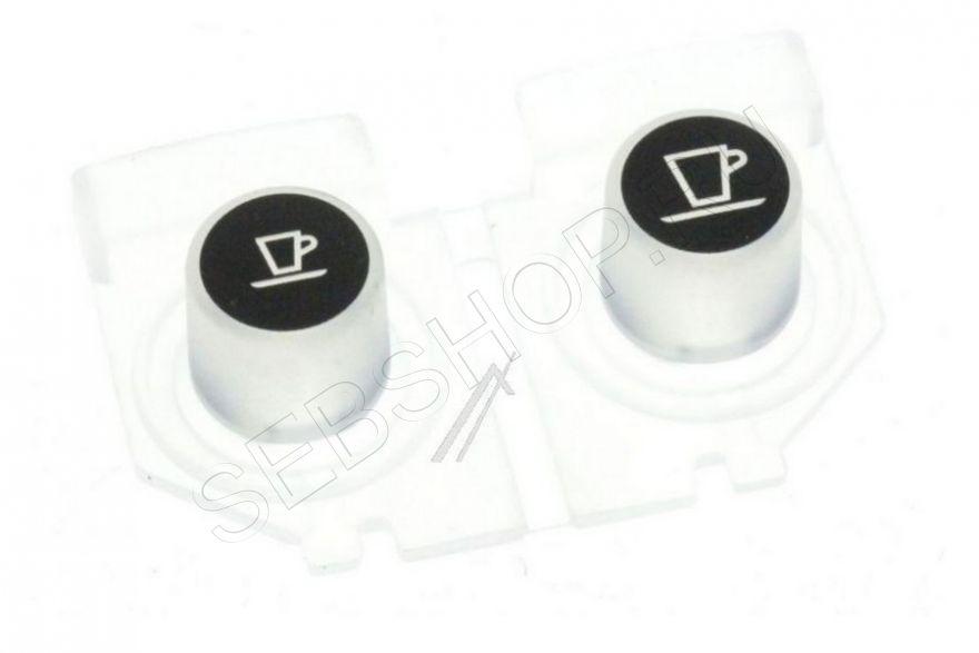 Кнопка дозатор кофемашины KRUPS (Крупс) NESPRESSO CITIZ моделей XN7.... Артикул MS-0054815
