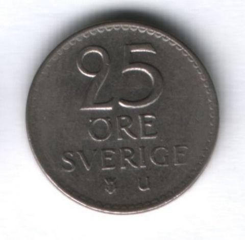25 эре 1969 г. Швеция