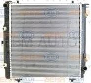 Радиатор Мерседес w463