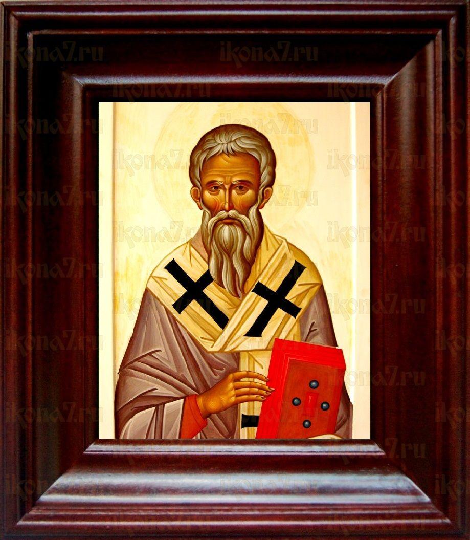 Геннадий Новгородский (21х24), простой киот