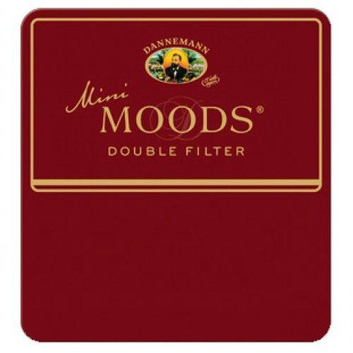 Сигариллы Mini Moods Double Filter 10