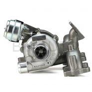 Турбокомпрессор двигателя VW SHARAN 1.9TDI