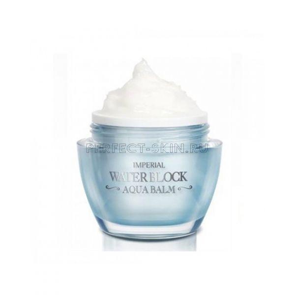 The Skin House Imperial Water Block Aqua Balm - Интенсивно увлажняющий крем-бальзам с гиалуроновой кислотой