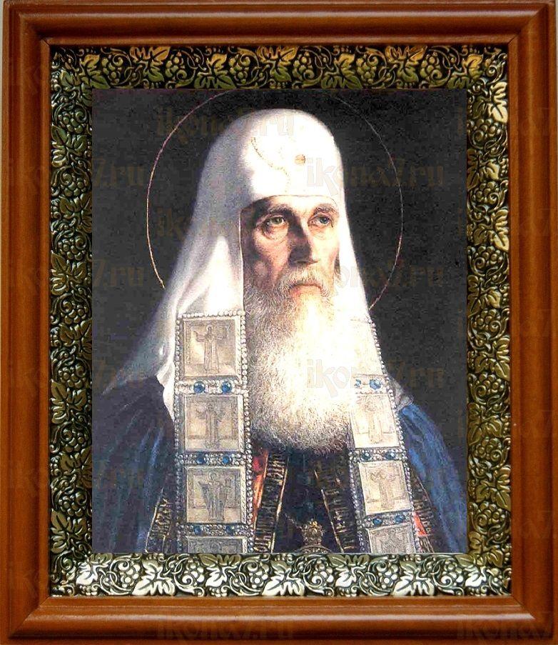 Ермоген, патриарх Московский (19х22), светлый киот