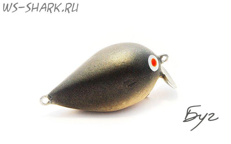 Головастик 40F графит матовый (пенополиуретан)