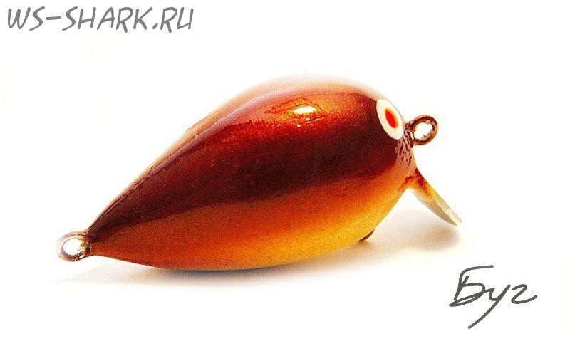 Головастик 40F коричневый (пенополиуретан)