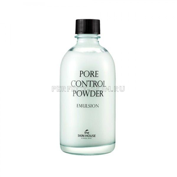The Skin House Pore Control Powder Emulsion - Эмульсия для сужения пор