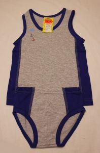 Комплект для мальчика (трусы+майка), Арт. Одежда0115