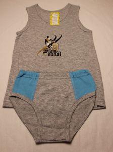 Комплект для мальчика (трусы+майка), Арт. Одежда0117