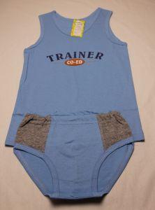 Комплект для мальчика (трусы+майка), Арт. Одежда0118